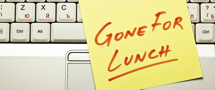 Two-Hour Lunch Breaks and Getting to Work Late