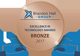 Bronze TECH Award 2017