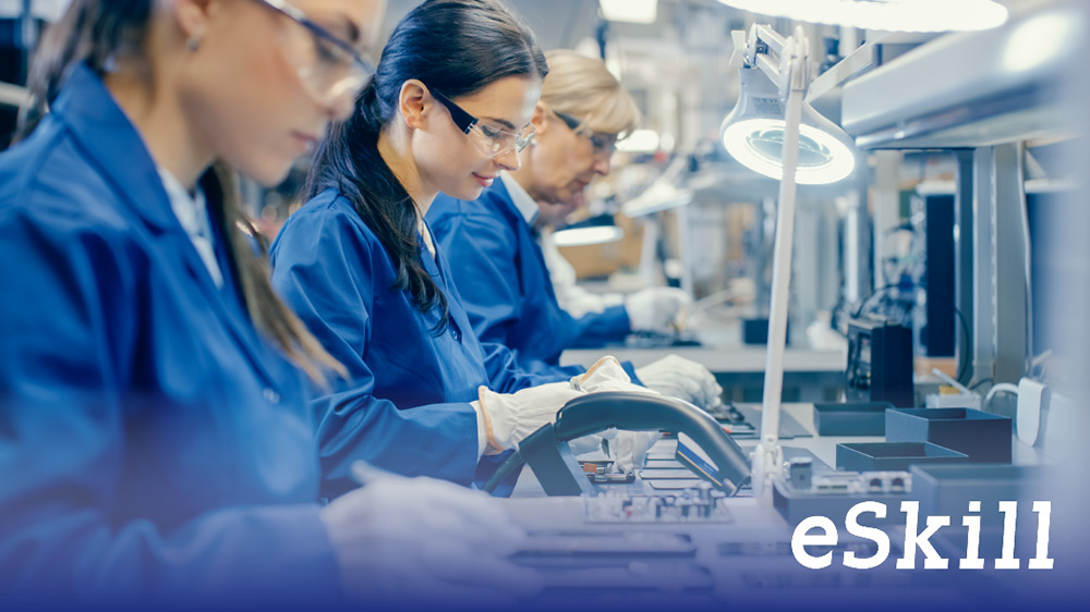 Eskill Manufacturing How To Use Skills Test To