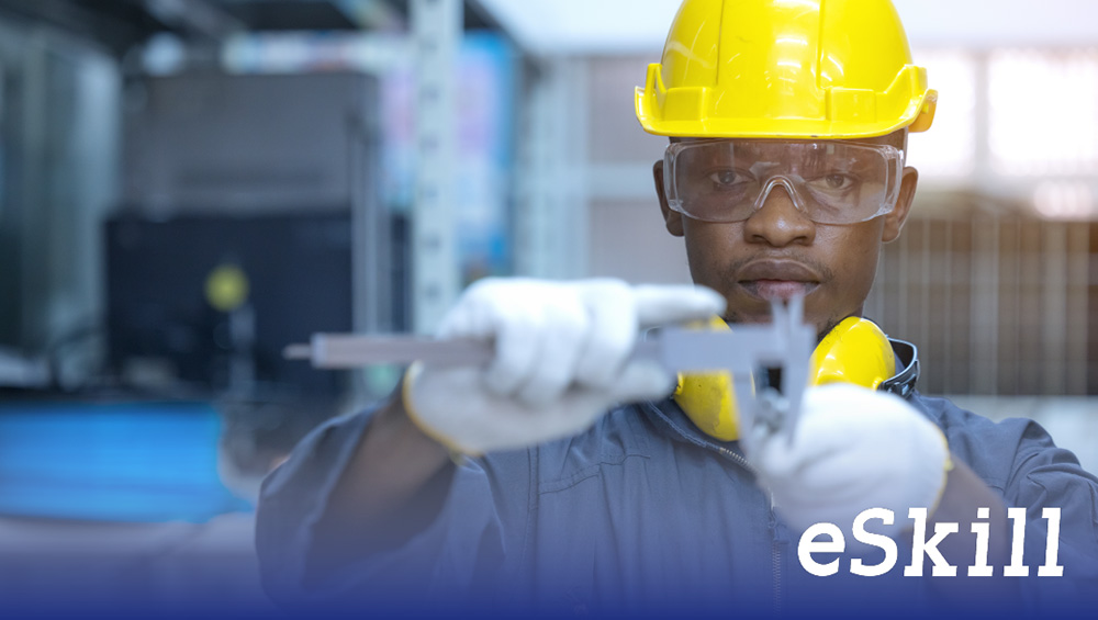 Eskill Manufacturing Why Manufacturing Skills Test